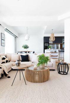 Combinacion De Muebles Y Texturas En La Sla