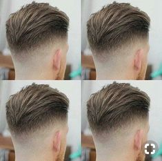 A mid fade, also popularly known as a medium fade haircut, strikes the right balance between a low fade and a high fade. In this haircut, the hair is . Pompadour Hairstyle, Undercut Hairstyles, Headband Hairstyles, Barber Hairstyles, Barber Haircuts, Men's Pompadour, Medium Hairstyles, Hair And Beard Styles, Short Hair Styles