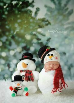 Baby Bump Bundle Blog: Five of My Favorite Christmas Baby Photos from Pinterest