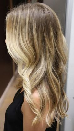 Subtle Blonde Balayage Hairstyles   New Haircuts to Try for 2016, Hairstyles for long short and medium hair