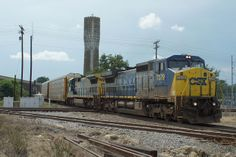 csx train in waycross, ga | Recent Photos The Commons Getty Collection Galleries World Map App ...