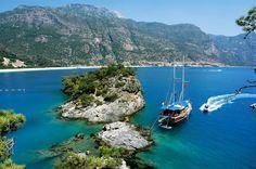 Острови Фетие, Турция.