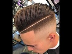 Best barbers in the world 2017/haircut designs and hairstyles - YouTube