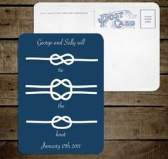 Nautical invitation ideas are endless. There are simple elegant invitations that incorporate the nautical colors. Anchors, whether simple or elaborate, ...
