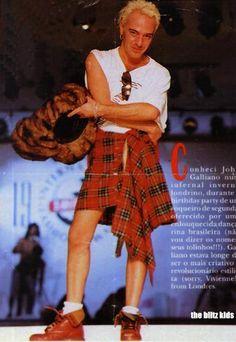 John Galliano 1994