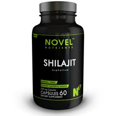 Novel Nutrients SHILAJIT :   Benefits + Boosts the immune system. + It is a natural support for renewing vigor, vitality and physical strength. + Enhances rehabilitation of muscle, bones and nerves. + It is a powerful aphrodisiac.  + Supports the reproductive system. For more Details Please visit : http://novelnutrient.com  Telephone: +91 80 32216948