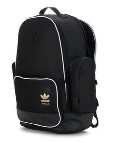 bccf080108 BN Adidas Originals BPACK Campus Backpack Black( W62005)