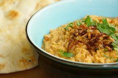 Recette du Curry indien aux lentilles (dhal curry végétarien)