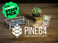 PINE A64, First $15 64-Bit Single Board Super Computer project video thumbnail