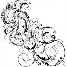 Abstract Flower Design Royalty Free Cliparts Vectors And Stock