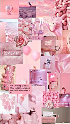 Wallpaper Pink And Orange, Pink Wallpaper Girly, Pink Wallpaper Iphone, Iphone Wallpaper Tumblr Aesthetic, Aesthetic Pastel Wallpaper, Aesthetic Wallpapers, Aesthetic Colors, Flower Aesthetic, Flower Desktop Wallpaper