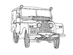 A brief history of Land Rover and it's utilitarian vehicles from the first Land Rover in 1947 through to the modern day Defender model; a direct descendant of the original design. Before the rugged and no nonesense design of this vehicle is face lifted in…