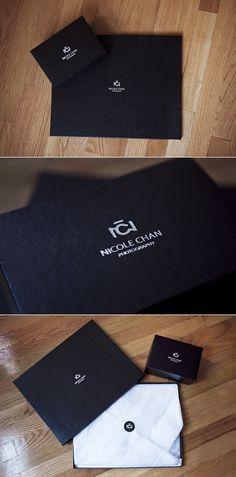 Nicole Chan Photography branding