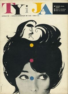 "Magazine cover, ""You and I"", 1961"