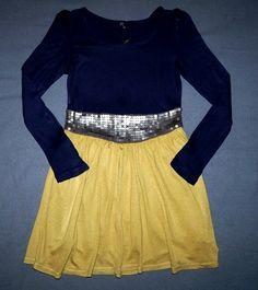 Next Kleid aus Baumwolle mit Tüll Unterrock Gr. 104 (4 Jahre) 10,00 €