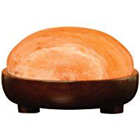 Pure Himalayan Salt Works Authentic Dome