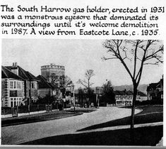 South Harrow Then and Now