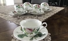 Victorian Lace, Linens, Tea Time, Tea Cups, Tableware, Gifts, Inspiration, Beautiful, Biblical Inspiration