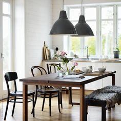 New Ikea 'Mörbylånga' dining table