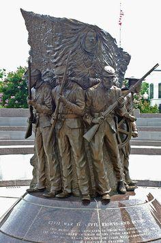 African-American Civil War Memorial