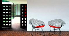 The Diamond Chair. Read more about it, click on the pic
