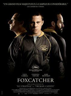 Foxcatcher - Drame poignant, porté par un impressionnant trio d'acteurs. Mise en scène remarquable. Sous le choc à la fin du film. Critique complète : http://kerouvim.blogspot.fr/2015/01/foxcatcher-un-drame-poignant-et.html