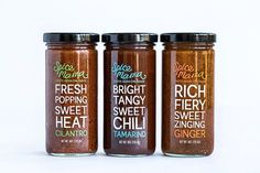 Spice Mama Exotic Indian Chili Sauce Brand Identity Food Packaging Design Logo Design Hand lettering Logotype Glass Jar Silkscreen Woman Owned Startup Indian Food Sauce Dip Marinade Tamarind Cilantro Ginger Chicken Wings Burger Meat Cheese Spices Packaging, Food Packaging Design, Coffee Packaging, Bottle Packaging, Packaging Design Inspiration, Chocolate Packaging, Honey Packaging, Design Food, Jar Design