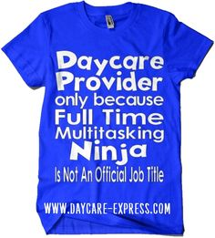 Daycare Provider T-Shirt make a great gift for childcare providers, t-shirt, tee, shirt, custom, daycare group shirts, events, daycare, childcare, gift, affordable, curriculum, women, daycare provider appreciation day gift, unique, different, daycare crafts, daycare curriculum, letters, numbers, shapes, colors, crafts, alphabet, daycare set up, daycare hacks, preschool crafts, daycare tips, daycare worksheets, tips, meme, start a daycare, affordable, funny, quotes, best gift, mom, kids
