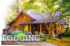 Lodging: Your vacation starts here!