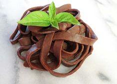 Gluten Free Chocolate Pasta Recipe (Sweet or Savory)