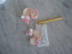 """Ponto Preso1: Croche - Uma """"GATINHA"""" para Barrar . . ."""
