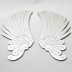 angel wing mirrors