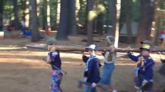Pack 23's Fight Song Camp Lassen July 2015!