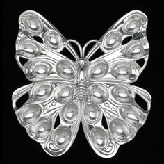 Extensive openwork showcases the artistry and handcrafted nature of the Butterfly Deviled Egg Tray. Deviled Egg Platter, Deviled Eggs, Arthur Court, Butterfly Party, Egg Holder, Egg Dish, Egg Cups, First They Came, Unique Gifts