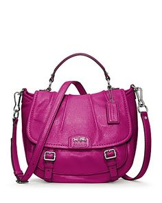 COACH Madison Leather Annabelle | Bloomingdale's