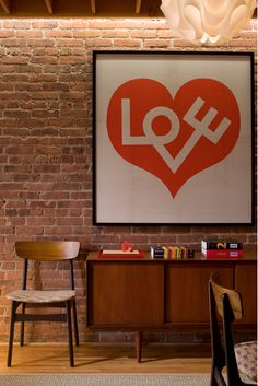 """Love"" Poster 1971 