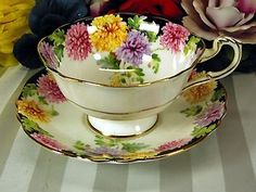 a nice tea would taste so good in this lovely cup