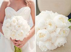 bouquet peonias brancas - Pesquisa Google