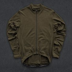 6ee42d54e The Standard (LS) (WOOL) (OLIVE)