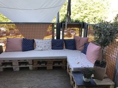 Outdoor Sectional, Sectional Sofa, Outdoor Furniture, Outdoor Decor, Home Decor, Homemade Home Decor, Modular Sofa, Corner Sofa, Decoration Home