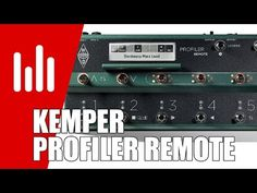 Musikmesse 2015: Kemper Profiler Remote - Fußschalter - http://www.delamar.de/musik-equipment/kemper-profiler-remote-mm-26368/?utm_source=Pinterest&utm_medium=post-id%2B26368&utm_campaign=autopost