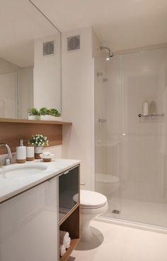 Marcenaria inteligente garante conforto em apartamento familiar