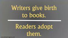 I adopt many, many, many...