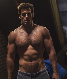 Henry Cavill Posted His First Shirtless Photo on Instagram -- Stop What You're Doing and Look and look and look!.....RR
