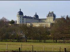 Circuit touristique autour du château de Valençay: idée d'excursion en Val de Loire