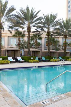 Aquamarine Restaurant Waldorf Astoria Orlando Poolside Restaurant in Orlando Florida Travel Articles, Travel Advice, Travel Guides, Travel Photos, Most Luxurious Hotels, Luxury Hotels, Visit Florida, Florida Travel, Beautiful Hotels
