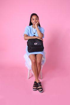 POR VIDA backpack available at LAMODA.CO.UK