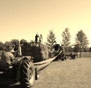 Thresher at Harvest Days Harvest Day, Local Events, Monster Trucks