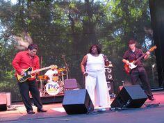 Diuna Greenleaf & Blue Mercy Band