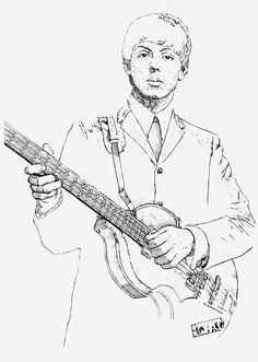 Paul McCartney (commission)